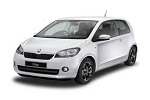 Skoda Citigo Automatic 1000cc