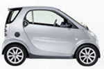 Smart Coupe Automatic 1000cc