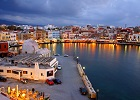 Chania town - old port