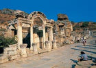 KUSADASI - Ephesus and the House of Virgin Mary.