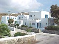 Anemos Apartments, 50m from Ornos beach, Mykonos.