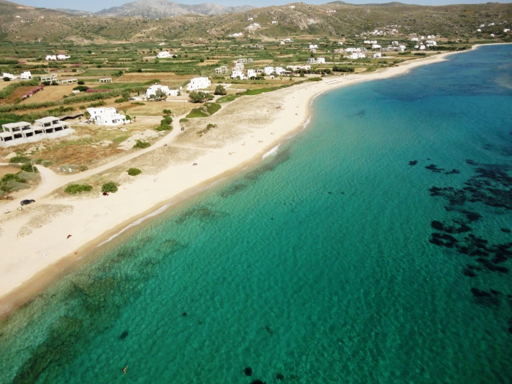 Pictures Of Plaza Beach Hotel Plaka Naxos Greece
