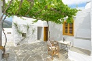 Traditional Island Home on the island of Sifnos