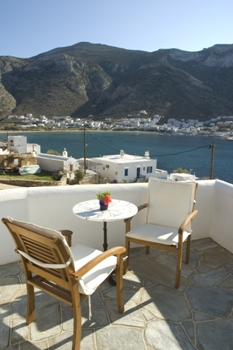 Pictures of delfini kamares sifnos greece for Balcony thesaurus