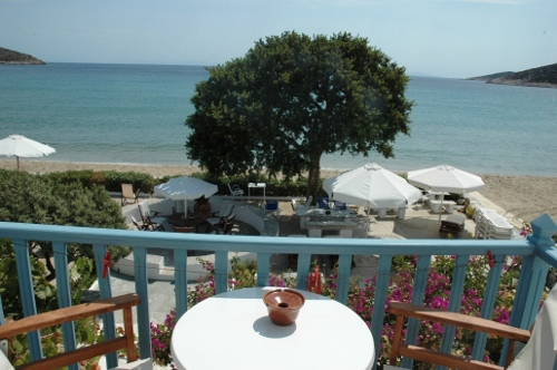 Pictures of ageliki pension platy yialos sifnos for Balcony thesaurus