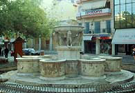 Fountain in Heraklion