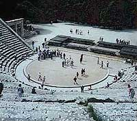 A 1 day guided tour to Mycenae, Epidaurus and Nafplion. visiting Agamemnon's Tomb, the Lion Gate, sanctuary of Asklepios and Theatre of Epidaurus