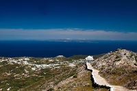 walking tour of sifnos